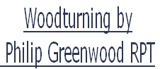 Woodturning by